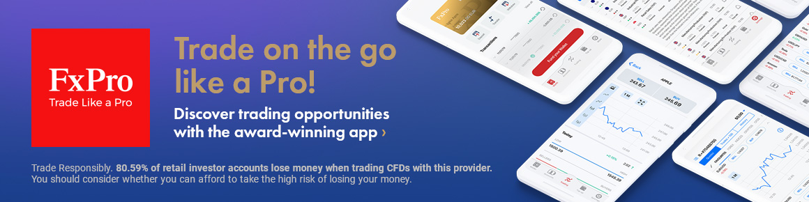 Trade on the go like a pro!