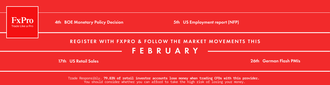 Follow market movement this january