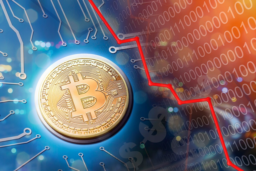 FxPro: Bitcoin's decline with enthusiasm
