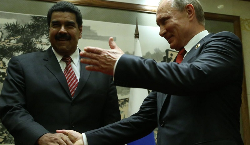 Russia and the United States opened the front of the confrontation in Venezuela