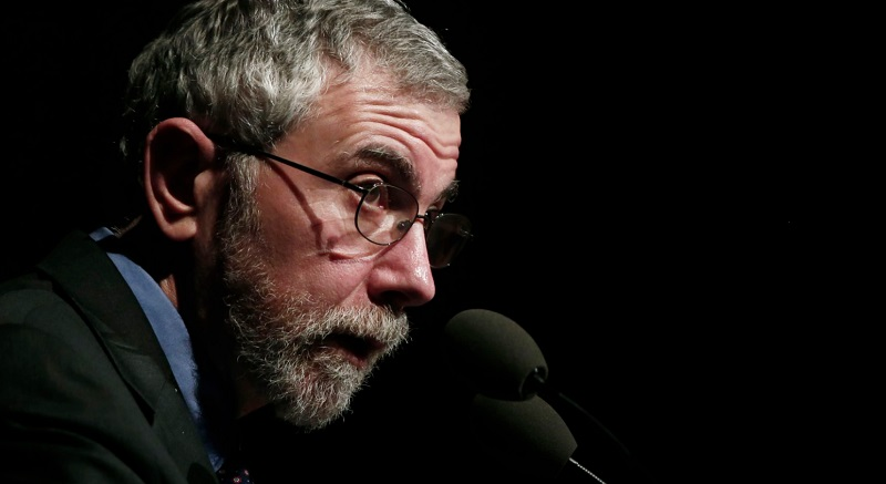 Paul Krugman expects global recession in 2019