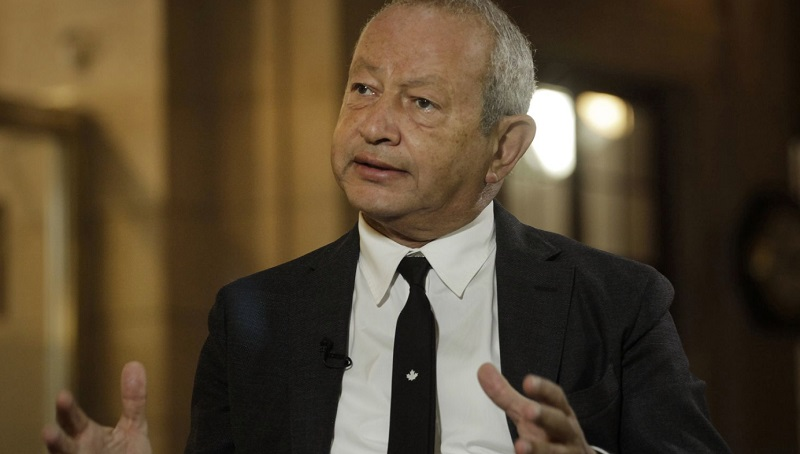 Egyptian billionaire: Trump is right about China