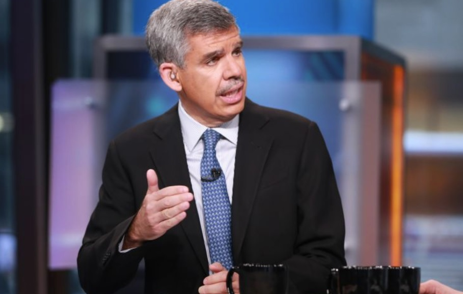 "El Erian: Fed position fluctuates between ""too hawkish"" and ""too dovish"""