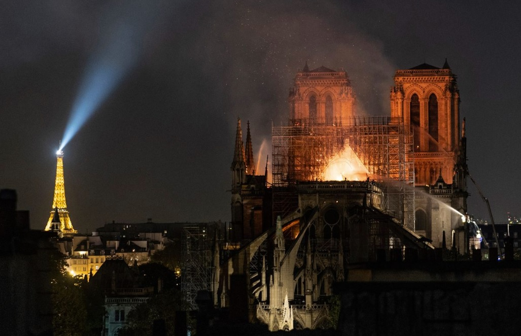 Notre Dame: billionaires donate hundreds of millions of euros to recovery