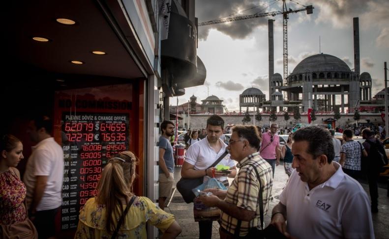 Turkey Burns Bridges With Markets as Costs of Lira Defense Mount