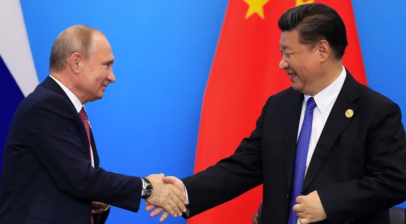 Russia's pivot towards China could damage ties with Europe, Belgium's top official says