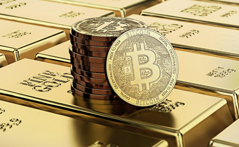 Bitcoin and Gold Prices Diverge Again, Extending 5-Month Correlation