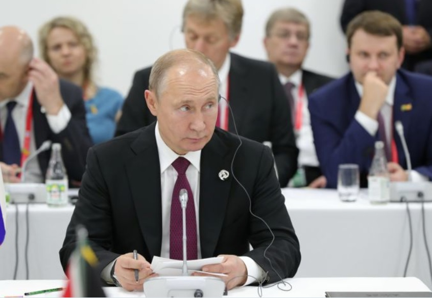 Russia's Vladimir Putin says liberalism has 'outlived its purpose'