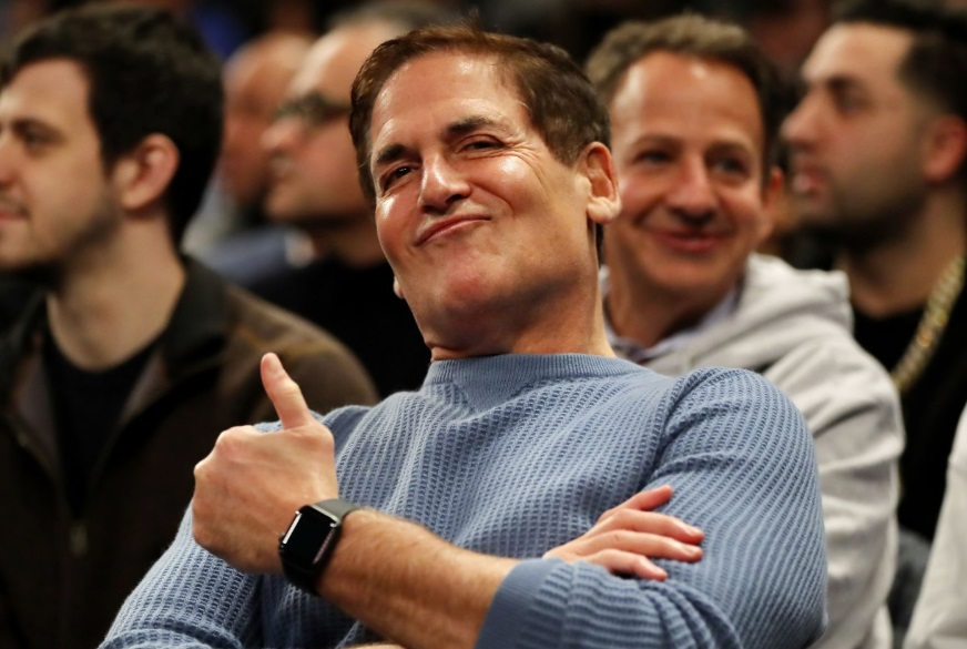'Shark Tank' billionaire Mark Cuban: 'If I were going to start a business today,' here's what it would be