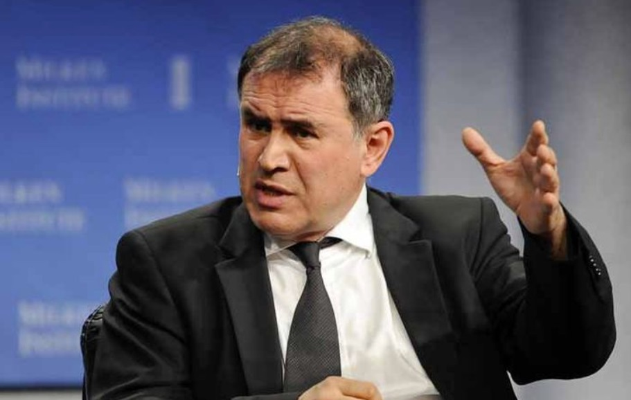 Roubini Lives Up to 'Dr. Doom' Alias With Global Recession Call