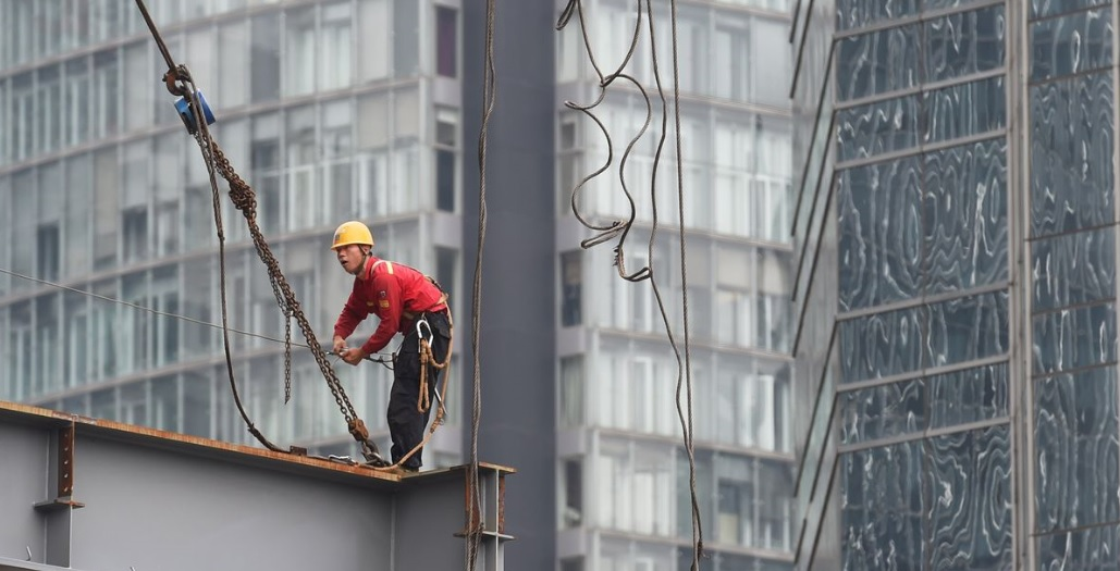 China's Growth Slides to Weakest Pace in Almost Three Decades