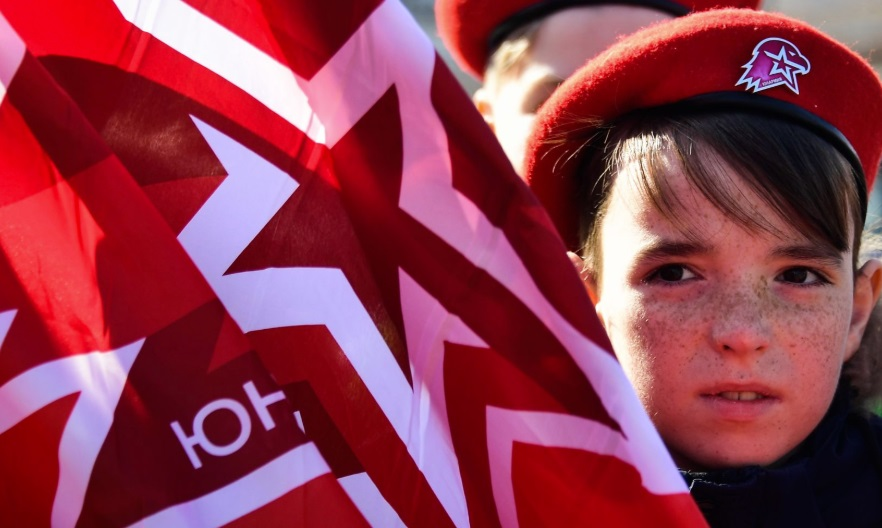 Putin Generation: Russia's loyal youth?