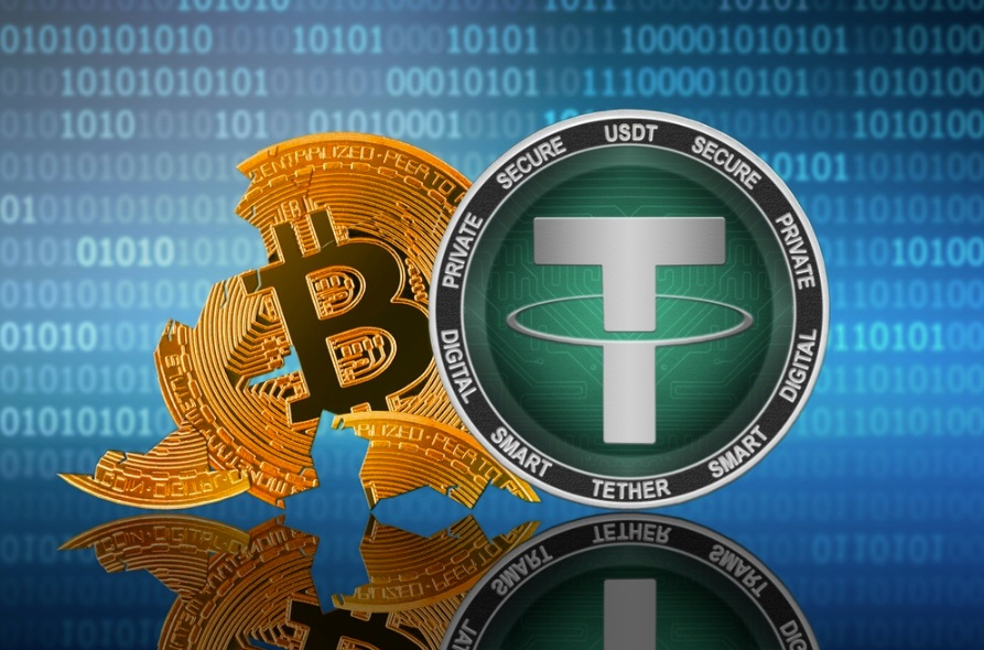 Ethereum Muscles Bitcoin Out of Tether Racket