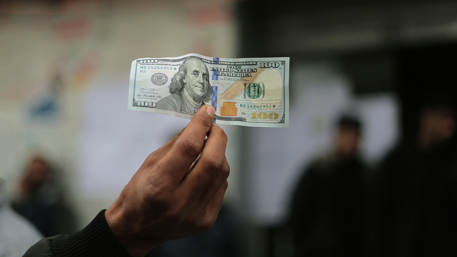 The world now needs weakening Dollar