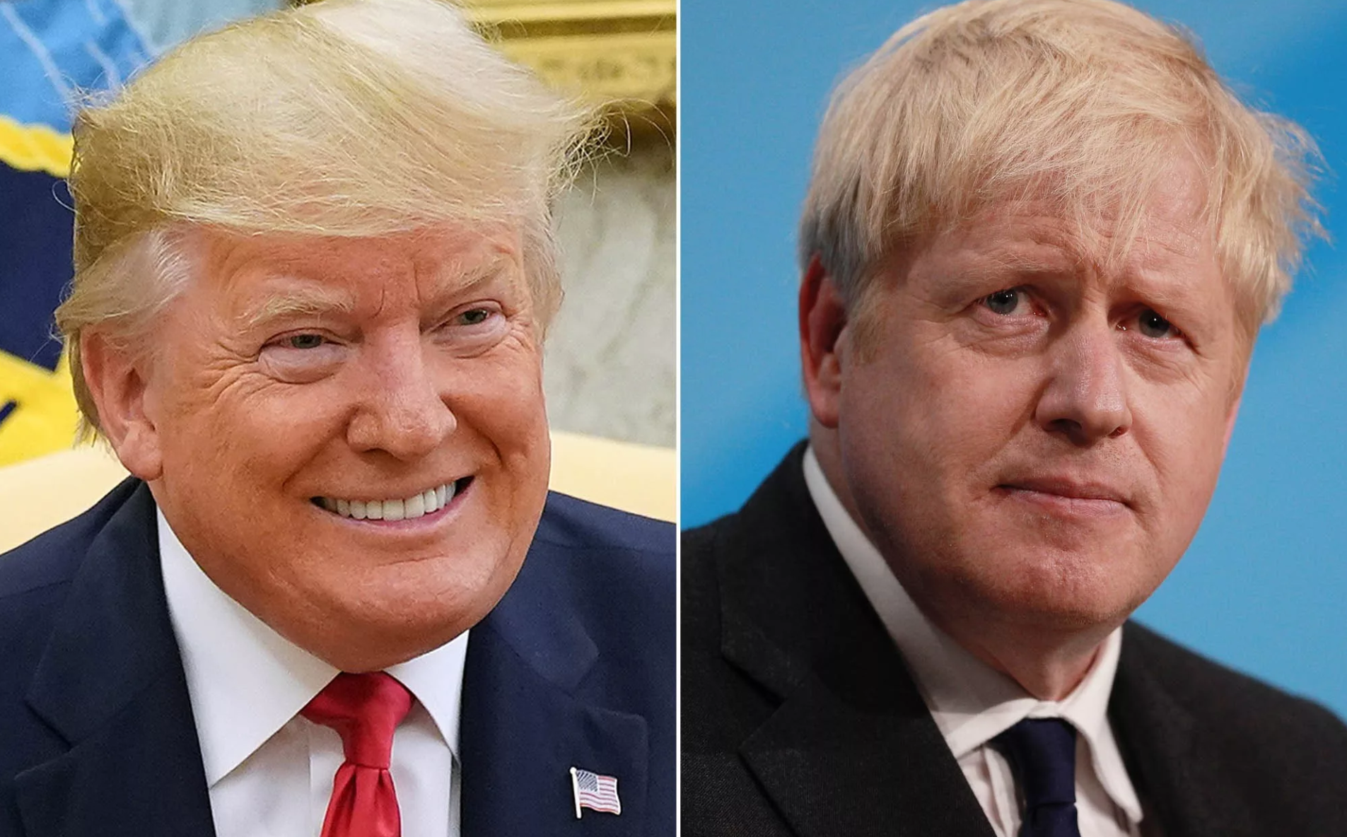 Time vs. Trump, Parliament vs. Johnson