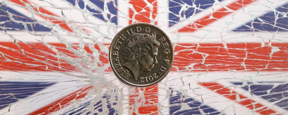 Sterling sees wild swings as Brexit talks enter final hours