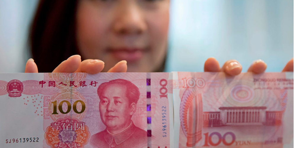 Chinese yuan could head to 7.2 versus dollar in November, Goldman says