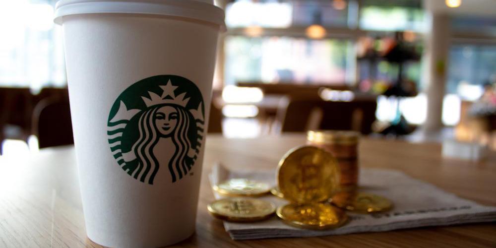 Starbucks Will Accept Bitcoin in 2020, Thanks to Wall Street's Bakkt