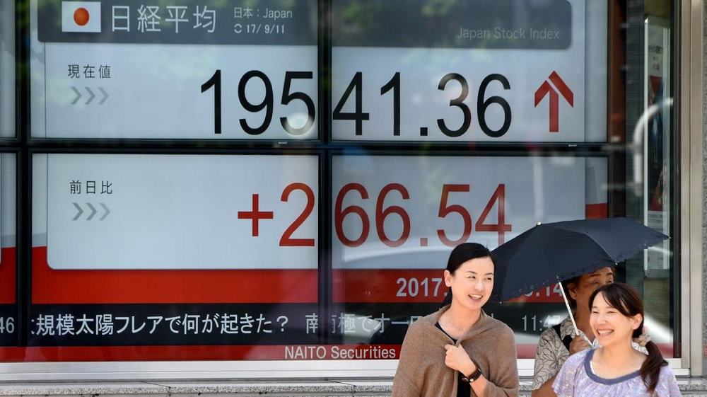 Asia stocks fall amid concerns 'phase one' US-China trade deal may not be signed in 2019