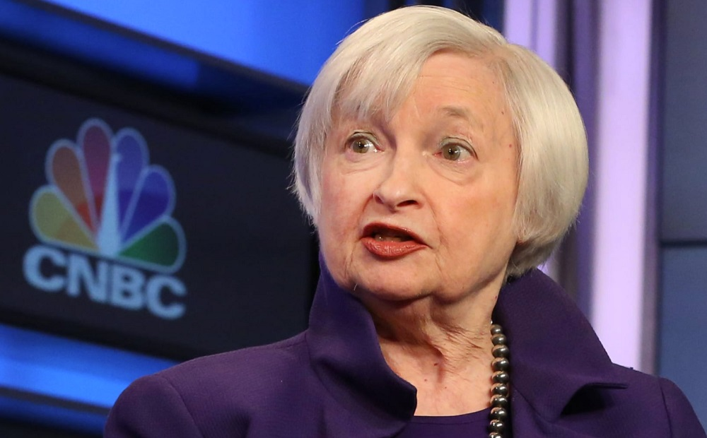 Janet Yellen says 'there is good reason to worry' about the US economy sliding into recession