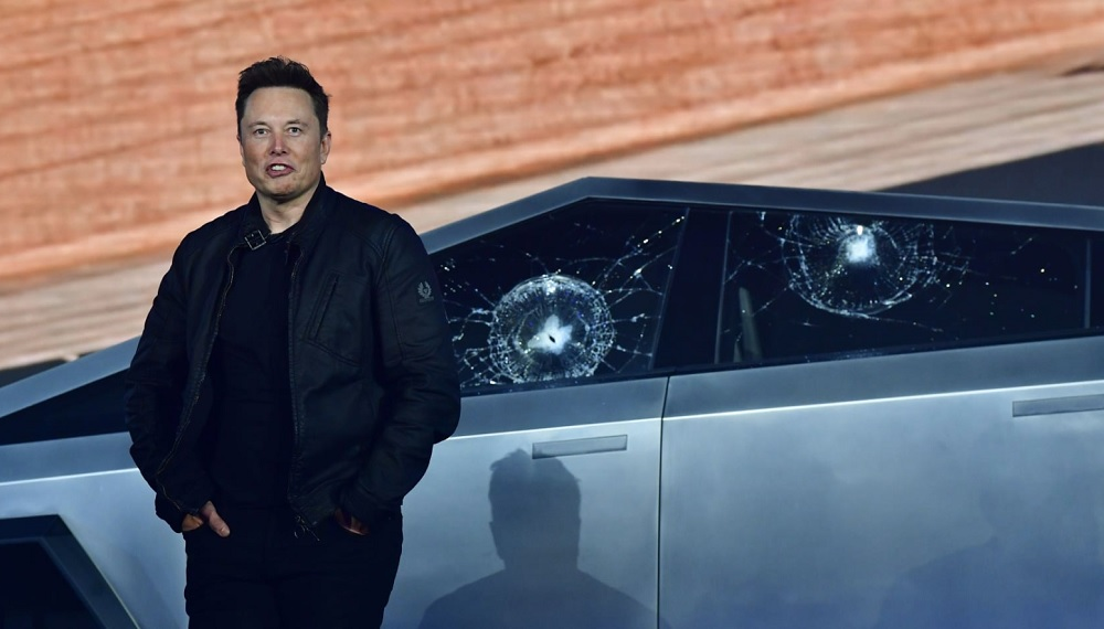 Elon Musk suggests Tesla has received 250,000 pre-orders for its Cybertruck