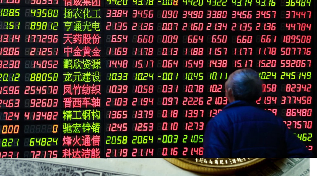 China Financial Warning Signs Are Flashing Almost Everywhere