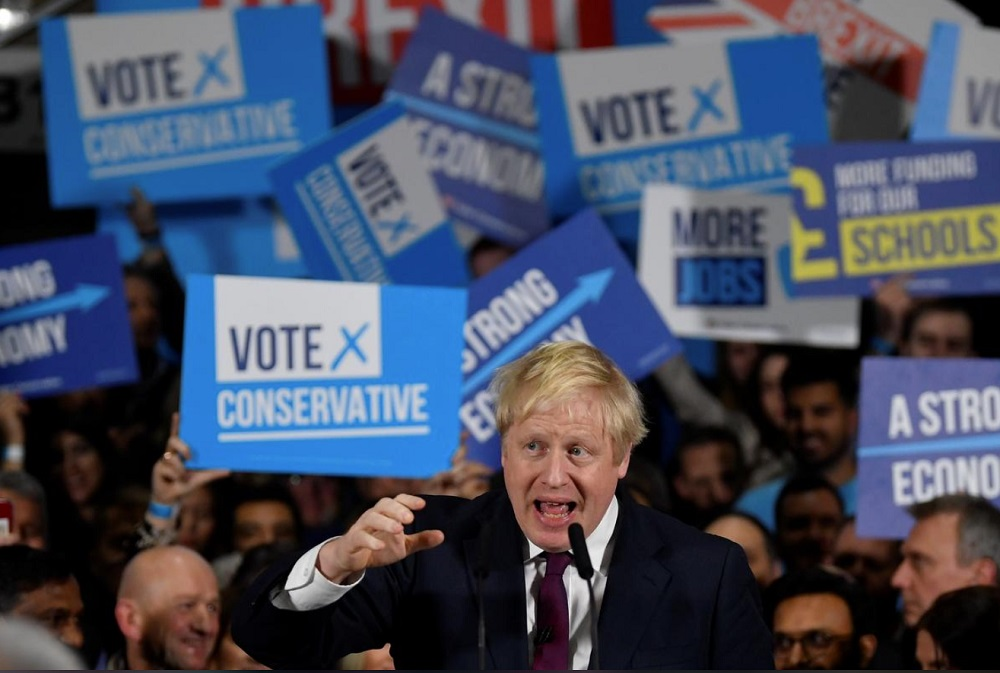 What's at stake for Britain's economy in election?