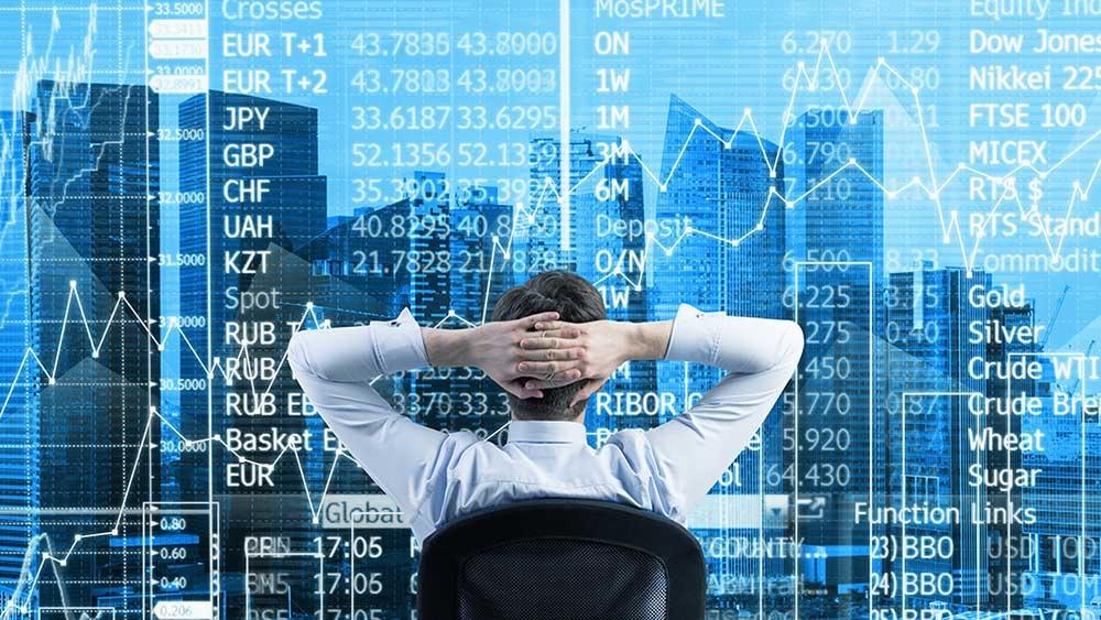 U.S. Stocks Fluctuate, Treasuries Rise Before Fed