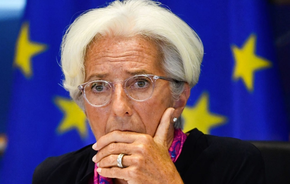 Christine Lagarde faces her first real test at ECB debut meeting