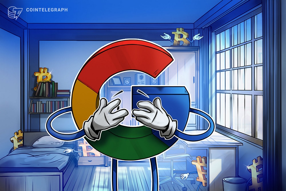 Whenever Bitcoin Prices Go Up or Down, Google Searches Soar
