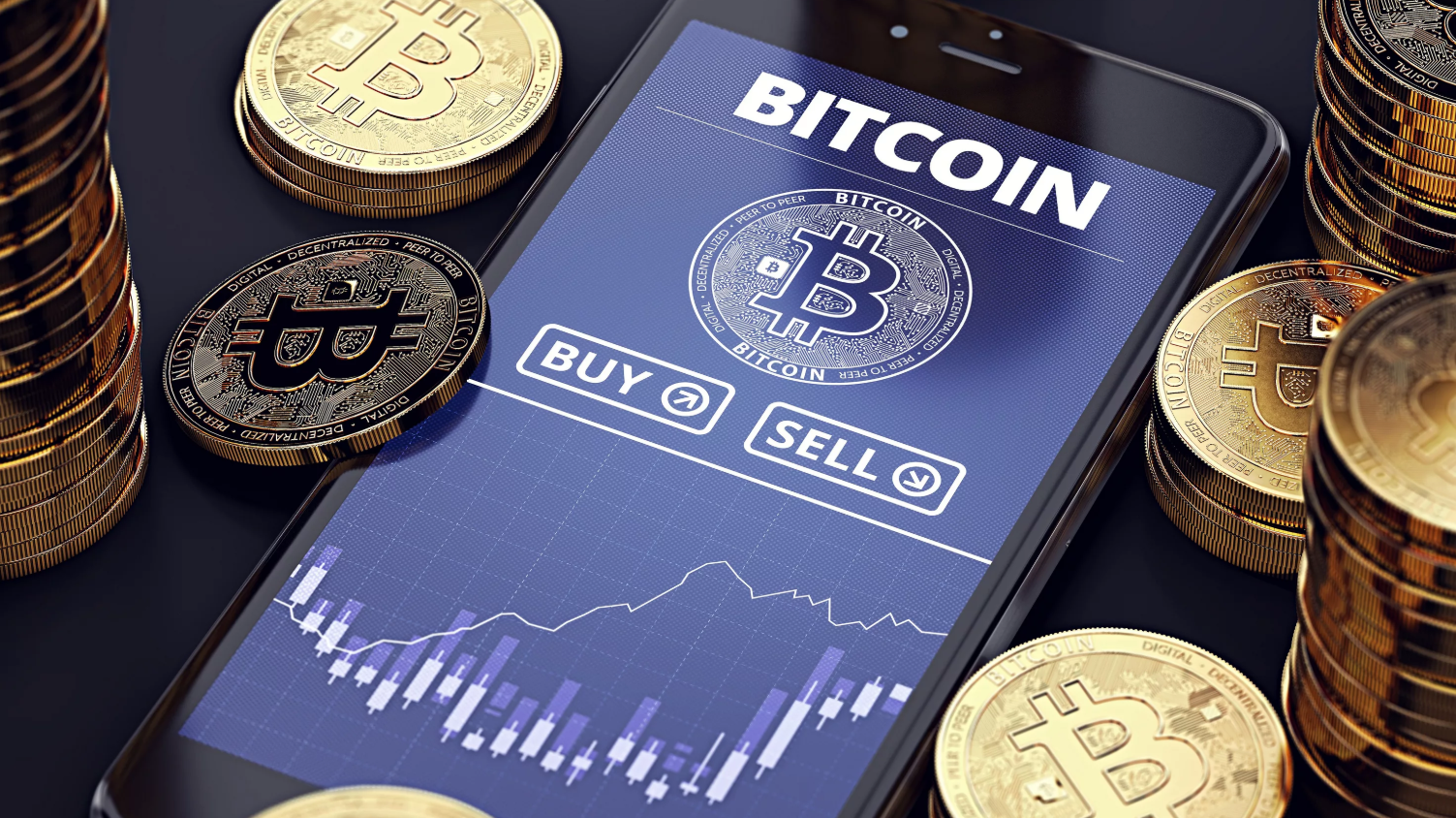 Bit-comment: Bitcoin lost 1%