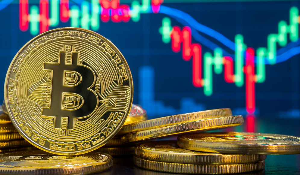 Bitcoin Price Plummets $800 in an Hour