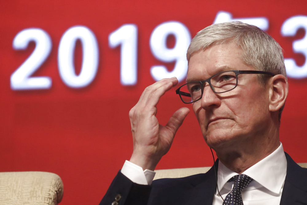 Apple got off to a strong start and looked unstoppable in 2020. Then the coronavirus broke out