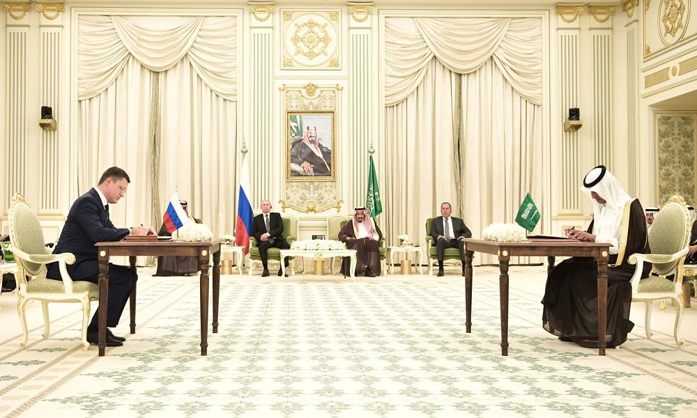 Saudi Arabia escalating price war with Russia