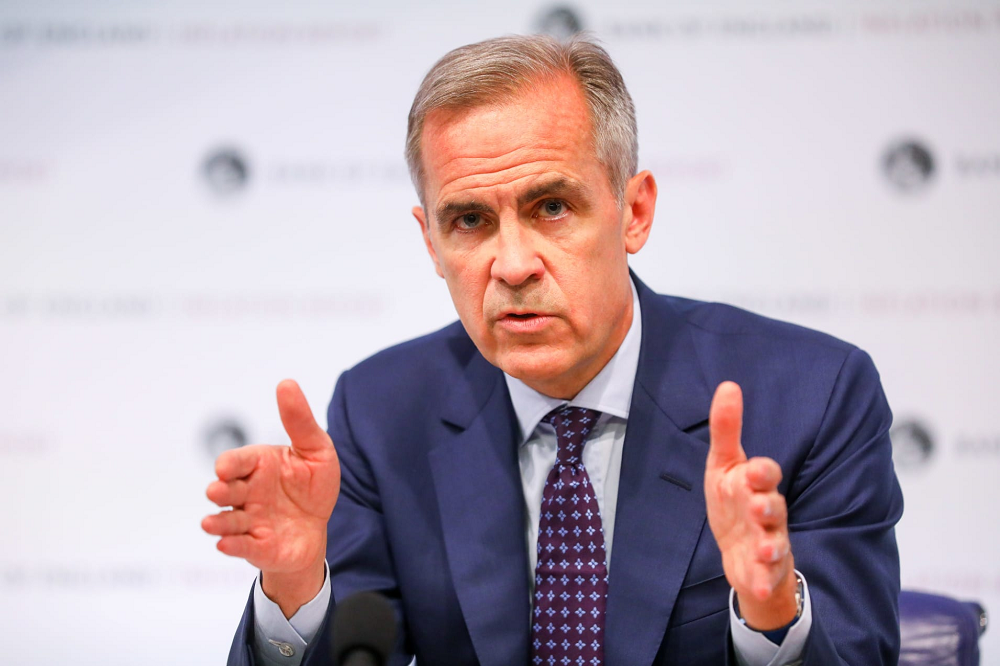 Bank of England cuts rates