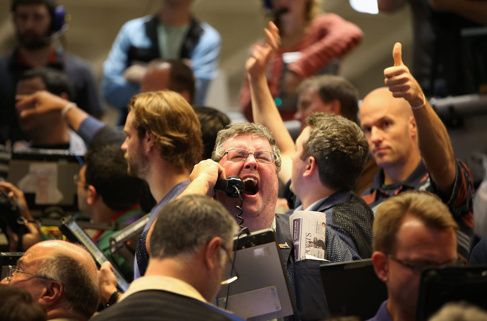 The credit markets are signaling a bigger problem is afoot despite the Fed's interventions