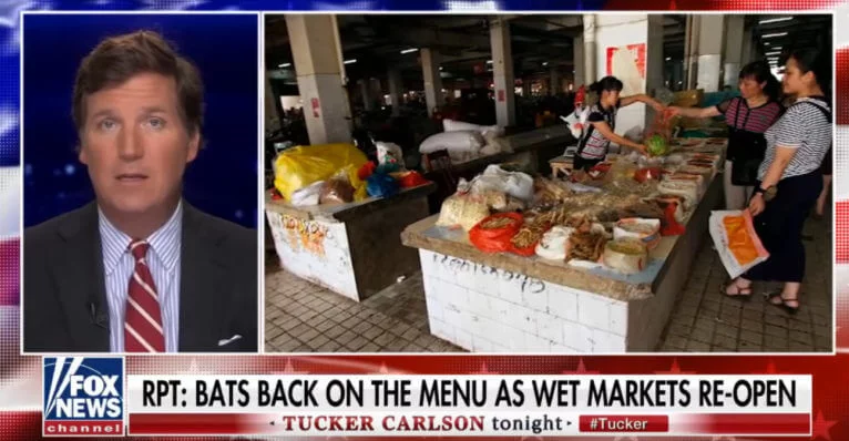 Shockingly, China's Wet Markets are Reopening; Will We Ever Learn?