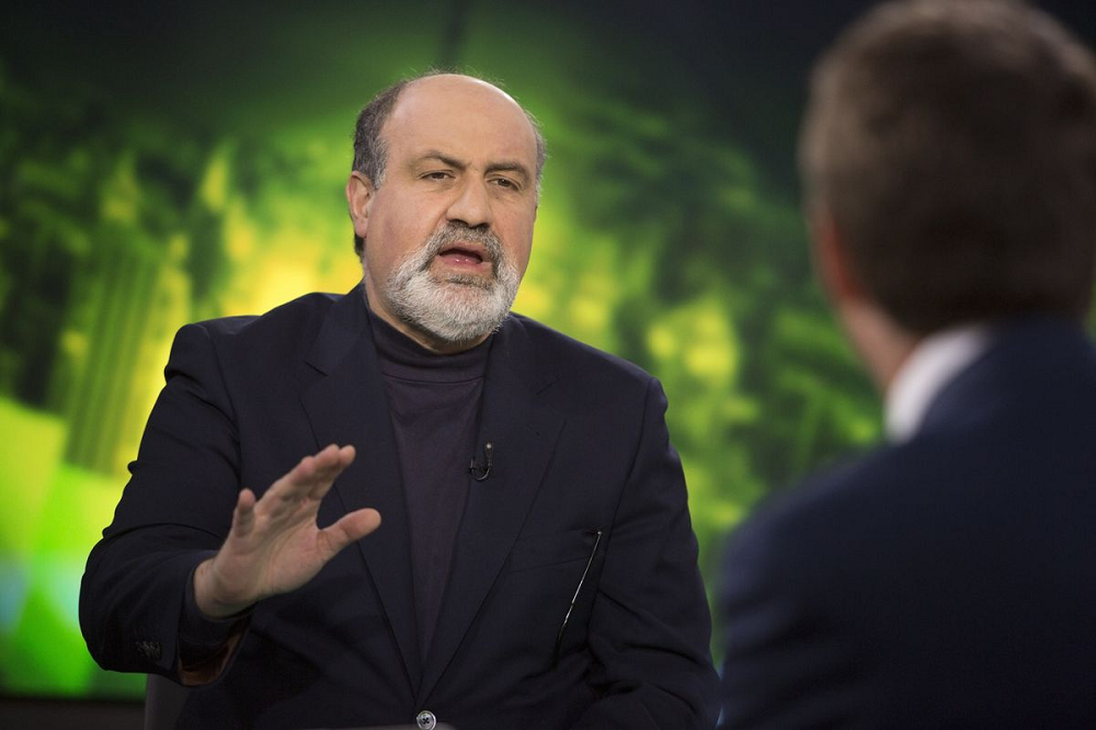 Nassim Taleb-Advised Universa Tail Fund Returned 3,600% in March
