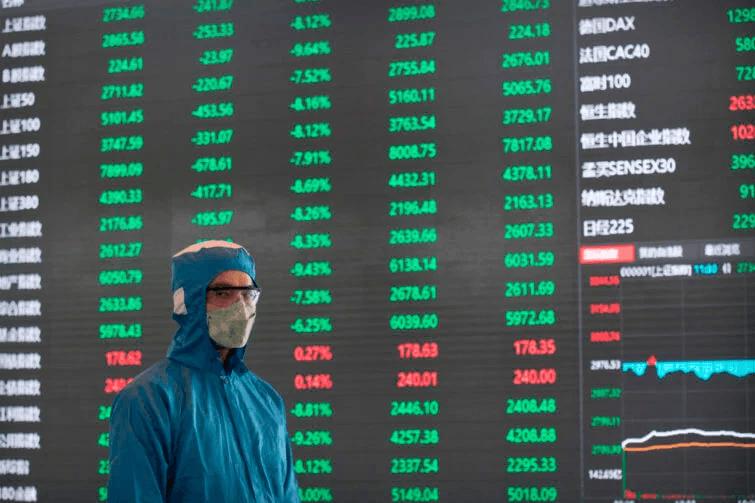 China-Powered Global Stock Market Mania Risks Creating New Bubble