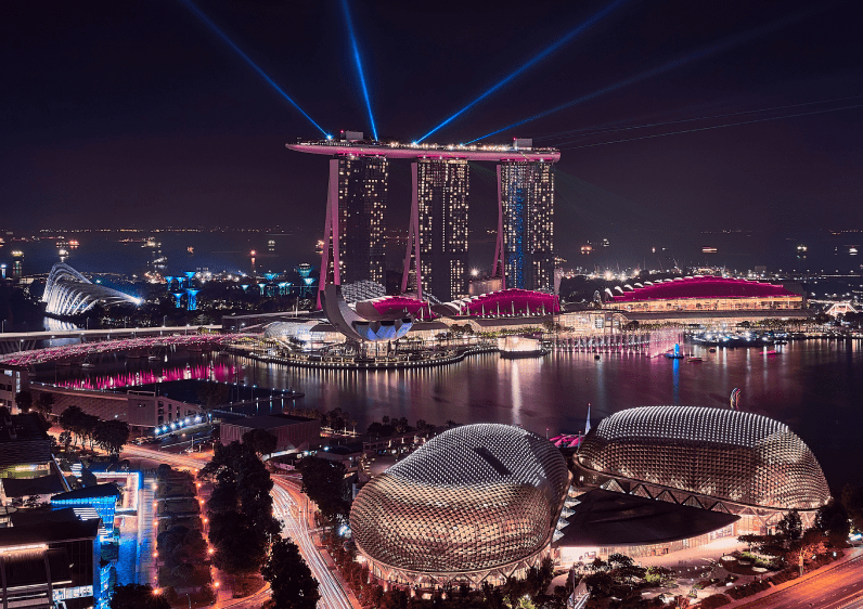 Singapore says blockchain payments project ready for commercial rollout