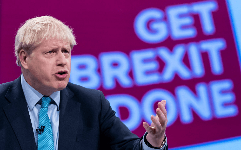 Boris Johnson's Brexit maneuver risks blowback from Biden, Democrats