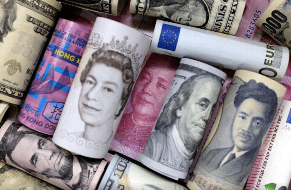 Dollar slips, yen inches higher as Fed rhetoric in focus
