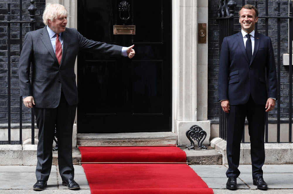 The entire U.K.-EU trade deal could fail over this one issue