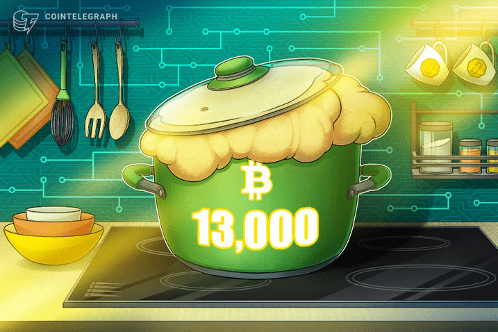 Here's what traders expect after Bitcoin price rallied to $13,217