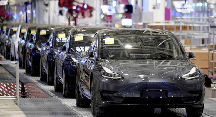 China's electric car strategy is starting to go global – and the U.S. is lagging behind