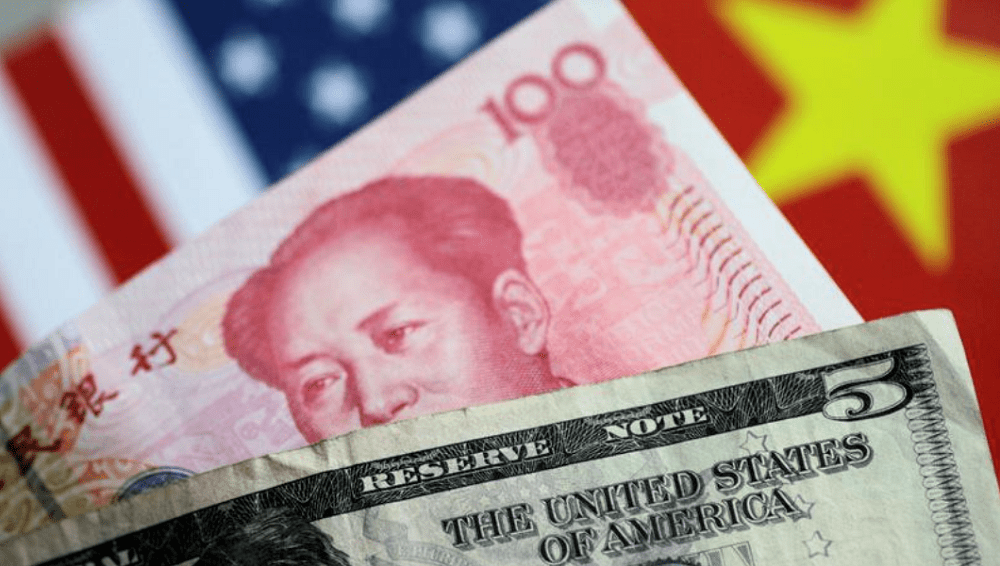 Chinese banks seen swapping dollars for yuan in forwards to curb gains – traders