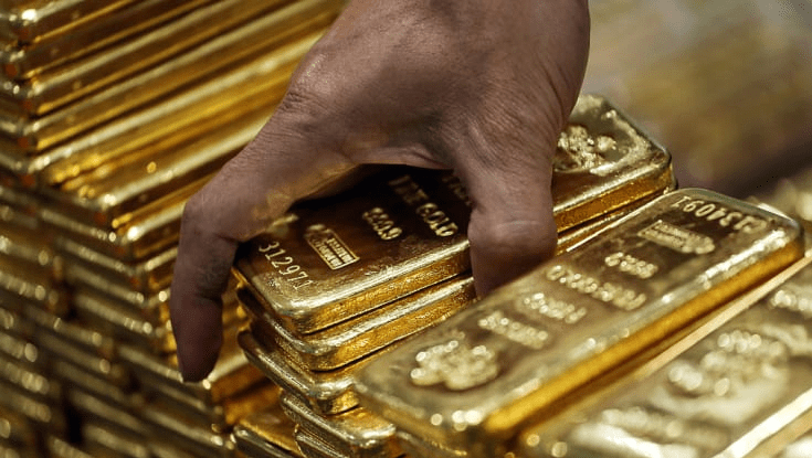 India's gold demand fell 30%