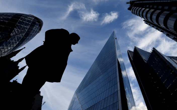 Strong GDP growth curbs losses in European markets