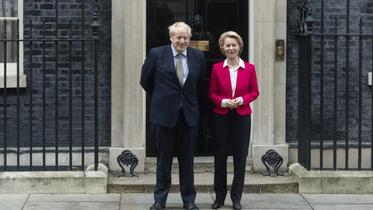 Brexit trade talks enter 'last leg' with no-deal deadline just weeks away