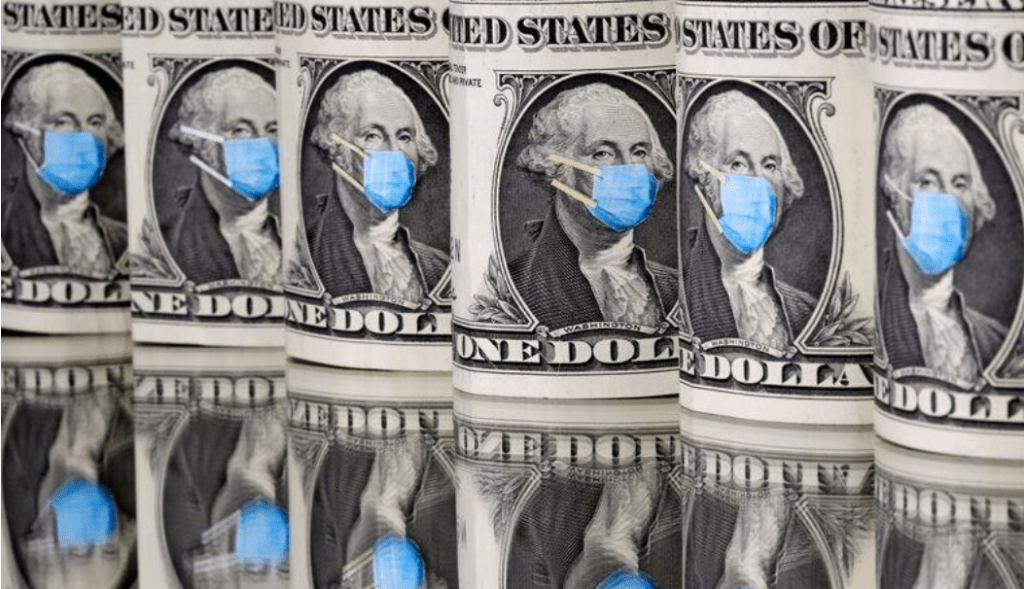 Dollar slides to two-and-half-year low on vaccine, stimulus optimism